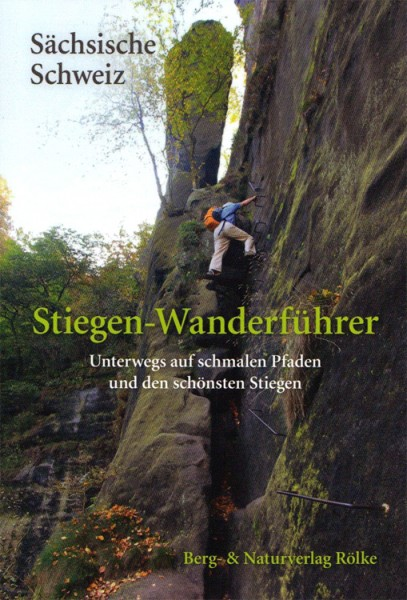 Stairway hiking guide Saxon Switzerland