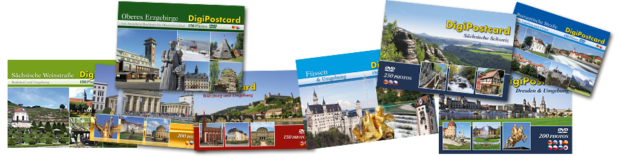 DigiPostcards im Onlineshop von TourMedia