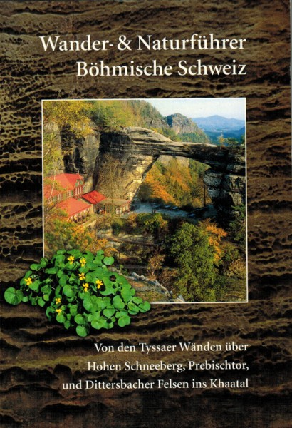 Hiking guide Bohemian Switzerland