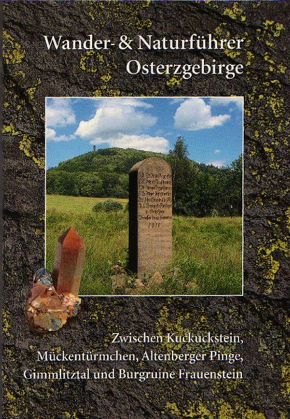 Hiking guide East Ore Mountains (Osterzgebirge)